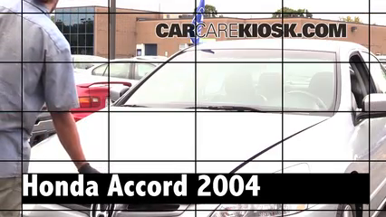 2004 Honda Accord EX 3.0L V6 Sedan (4 Door) Review