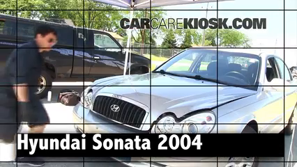 2004 Hyundai Sonata 2.4L 4 Cyl. Review