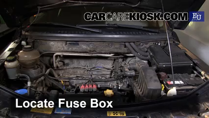 replace a fuse 1997 2006 land rover freelander 2004 land rover