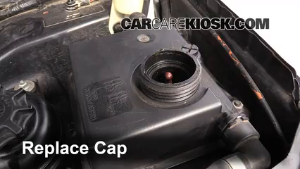 2004 range rover coolant hose