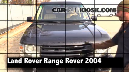2004 Land Rover Range Rover HSE 4.4L V8 Review