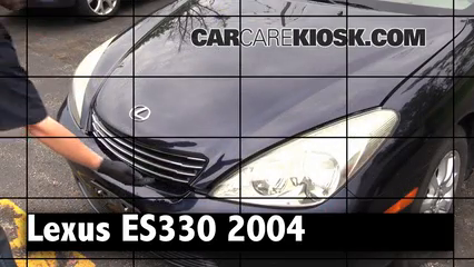 2004 Lexus ES330 3.3L V6 Review