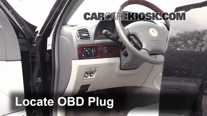 Engine Light Is On: 2000 2006 Lincoln LS   What To Do