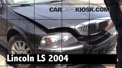 2004 Lincoln LS 3.0L V6 Review
