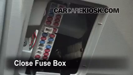 interior fuse box location 2003 2007 nissan murano 2004 nissan rh carcarekiosk com 2007 Nissan Quest Fuse Box 2005 Nissan Altima Fuse Box Diagram