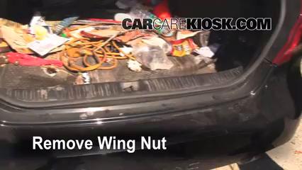 2006 pontiac grand prix transmission removal