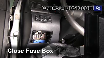 interior fuse box location 2003 2008 toyota corolla 2005 fuse box location of a 2005 toyota corolla 2005 toyota corolla fuse box location #2
