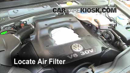 CarCareKiosk All Videos Page - Volkswagen Passat 2004