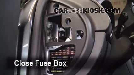 Interior Fuse Box Location 2001 2005 Audi Allroad Quattro 2002 Audi Allroad Quattro 2 7l V6 Turbo