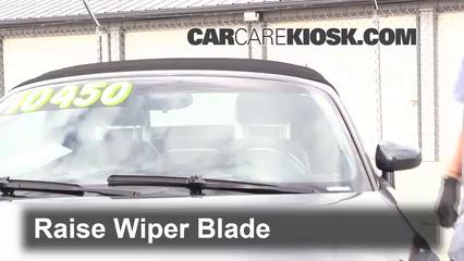 2004 Audi TT Quattro 1.8L 4 Cyl. Turbo Convertible Windshield Wiper Blade (Front)