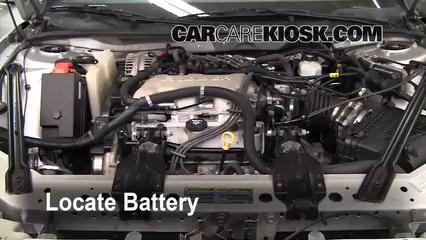 2004 Buick Century Custom 3.1L V6 Batería
