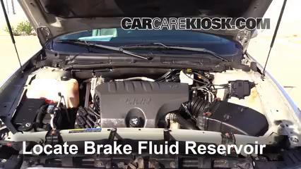 2004 Buick LeSabre Custom 3.8L V6 Liquide de frein