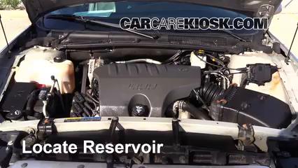 2004 Buick LeSabre Custom 3.8L V6 Liquide essuie-glace