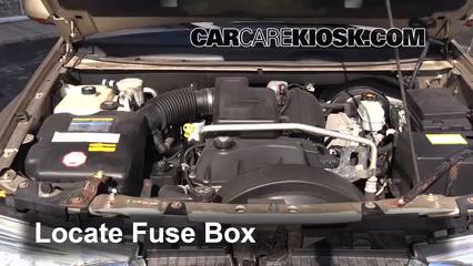 2004 Buick Rainier CXL Plus 4.2L 6 Cyl. Fuse (Engine)