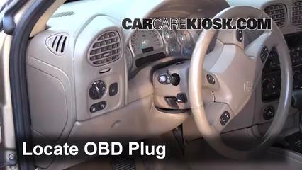 2004 Buick Rainier CXL Plus 4.2L 6 Cyl. Lumière « Check engine » du moteur