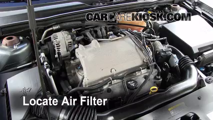 2004 Chevrolet Malibu LS 3.5L V6 Air Filter (Engine)