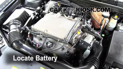 2004 Chevrolet Malibu LS 3.5L V6 Battery