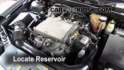 2004 Chevrolet Malibu LS 3.5L V6 Windshield Washer Fluid