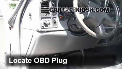 2004 Chevrolet Silverado 1500 LS 5.3L V8 FlexFuel Extended Cab Pickup (4 Door) Compruebe la luz del motor