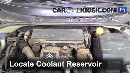 2004 Citroen C3 SX 1.4L 4 Cyl. Turbo Diesel Antigel (Liquide de Refroidissement)