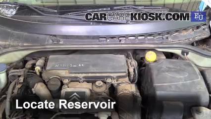 2004 Citroen C3 SX 1.4L 4 Cyl. Turbo Diesel Liquide essuie-glace