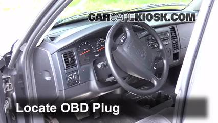 2004 Dodge Dakota Sport 3.7L V6 Crew Cab Pickup (4 Door) Check Engine Light