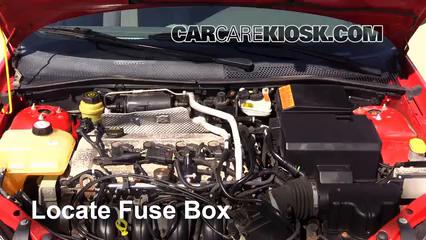 2004 Ford Focus ZTS 2.3L 4 Cyl. Fusible (moteur)