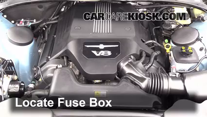 2004 Ford Thunderbird 3.9L V8 Fusible (motor)