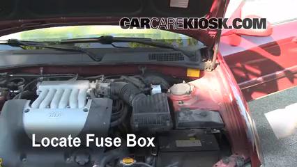 2004 Kia Optima EX 2.7L V6 Fuse (Engine)