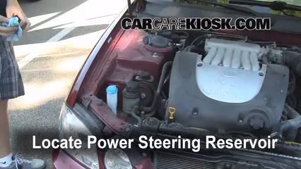 2004 Kia Optima EX 2.7L V6 Power Steering Fluid