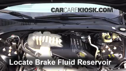 2004 Lincoln LS 3.0L V6 Brake Fluid