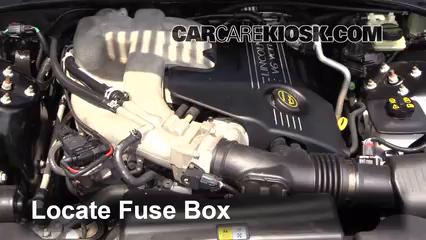 2004 Lincoln LS 3.0L V6 Fuse (Engine)