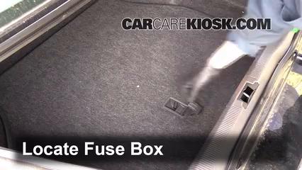 2004 Lincoln LS 3.0L V6 Fuse (Interior)