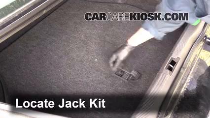 2004 Lincoln LS 3.0L V6 Jack Up Car