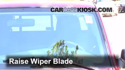 2004 Mazda B3000 SE 3.0L V6 Windshield Wiper Blade (Front)
