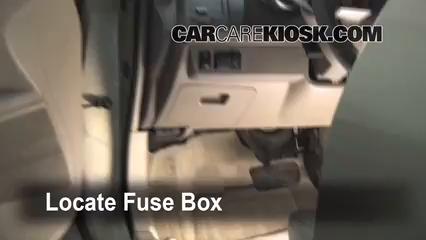 2004 Nissan Maxima SE 3.5L V6 Fuse (Interior)