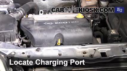 2004 Opel Signum Sport 2.0L 4 Cyl. Turbo Aire Acondicionado