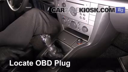 2004 Opel Signum Sport 2.0L 4 Cyl. Turbo Compruebe la luz del motor