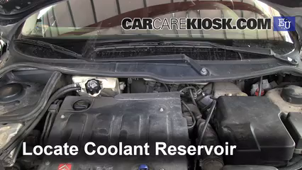 2004 Peugeot 206 XS 2.0L 4 Cyl. Turbo Diesel Fluid Leaks Coolant (Antifreeze) (fix leaks)