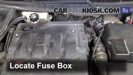 2004 Peugeot 206 XS 2.0L 4 Cyl. Turbo Diesel Fusible (motor)
