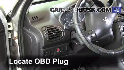 2004 Peugeot 206 XS 2.0L 4 Cyl. Turbo Diesel Check Engine Light Diagnose