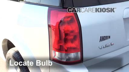 2004 Saturn Vue 3.5L V6 Luces