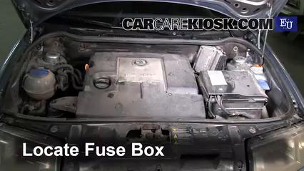2004 Skoda Fabia Ten 1.2L 3 Cyl. Fuse (Engine)