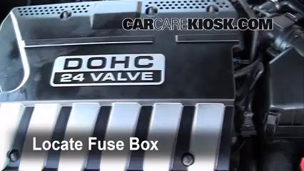 2004 Suzuki Verona LX 2.5L 6 Cyl. Fuse (Engine)