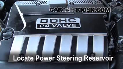 2004 Suzuki Verona LX 2.5L 6 Cyl. Power Steering Fluid
