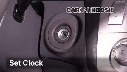 2004 Toyota Solara SE 2.4L 4 Cyl. Coupe Reloj