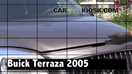 2005 Buick Terraza CX 3.5L V6 Review