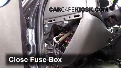 Interior Fuse Box Location: 1999-2007 GMC Sierra 2500 HD ...
