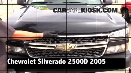 2005 Chevrolet Silverado 2500 HD 6.6L V8 Turbo Diesel Extended Cab Pickup (4 Door) Review