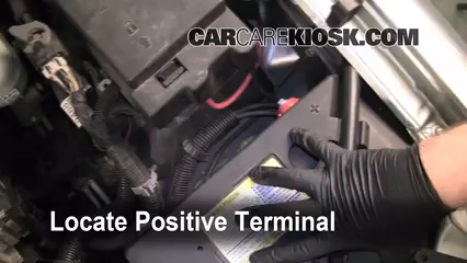 How To Jumpstart A 2002 2009 Chevrolet Trailblazer 2005
